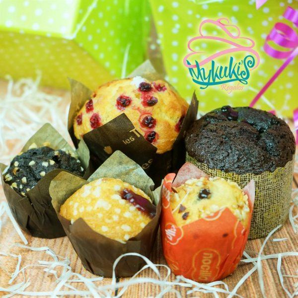 Muffins o Magdalenas a domicilio