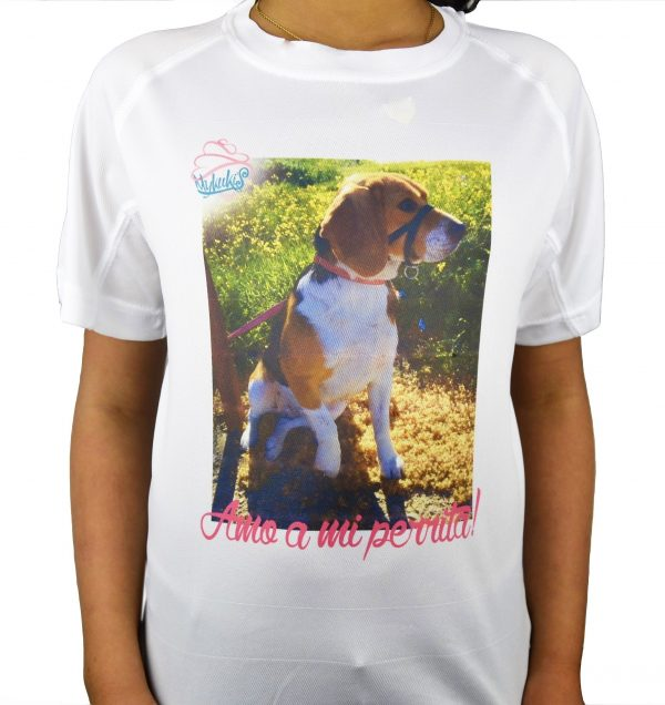 Camiseta niño-niña