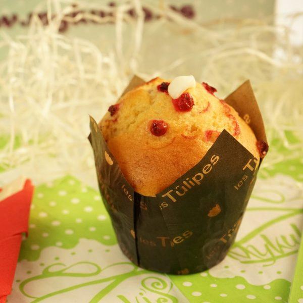 Muffin de Arándanos con Yogurt