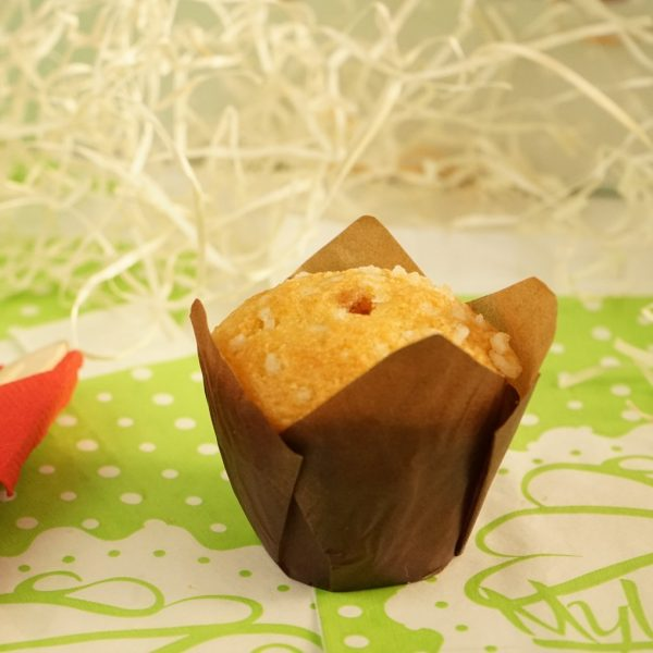 Muffin de Fresa Mini