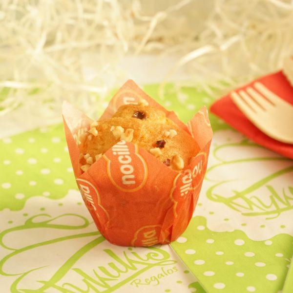 Muffin de Nocilla Mini