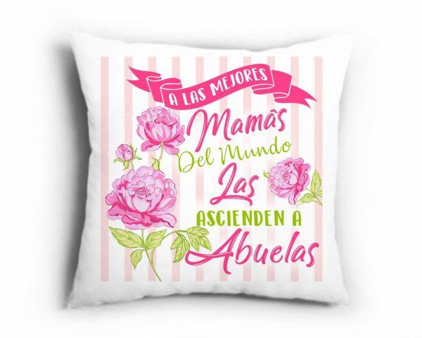 Cojín Mejor Madre Abuela