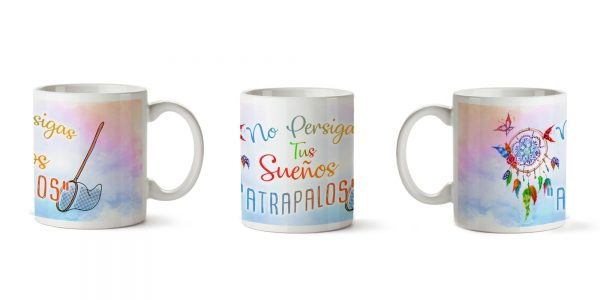 Taza Atrapasueños
