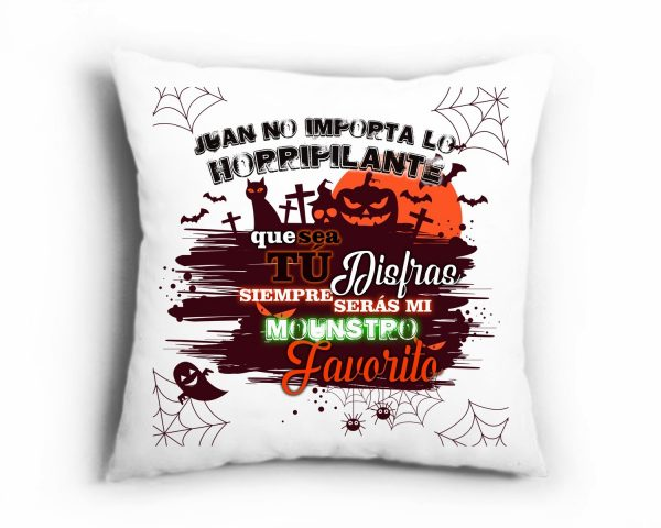 Regalo Halloween Monstruo Favorito