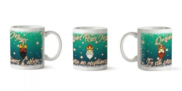 Taza Queridos Reyes Magos
