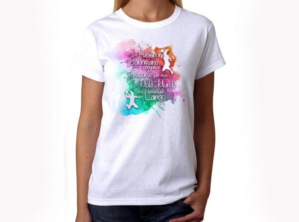 Camiseta Balonmano Mujer