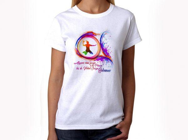 Camiseta Balonmano Princesa M