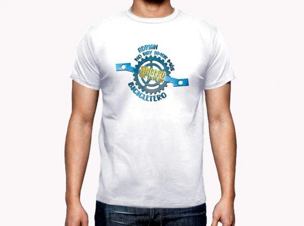 Camiseta Ciclista