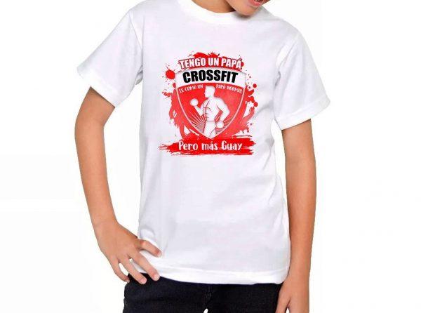 Camiseta Niños Crossfit