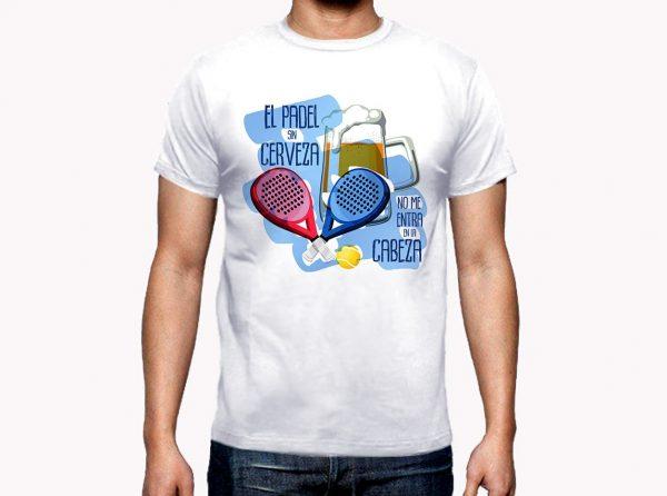 Camiseta Padel Chico