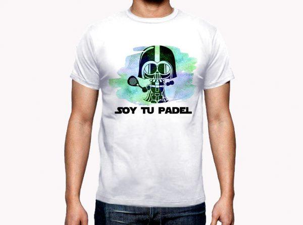 Regalos Camiseta Padel Hombre
