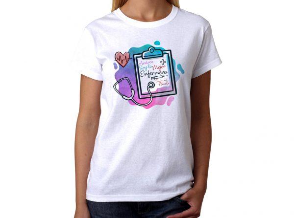 Camiseta Mejor Enfermera