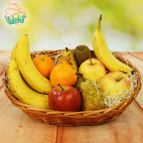 1 Pieza de Fruta