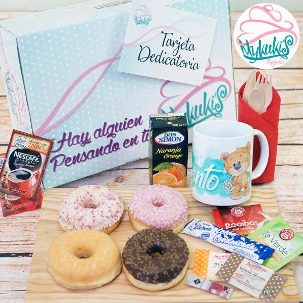 Desayuno Donuts Lo Siento